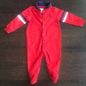 Ralph Lauren 6m bodysuit/pajamas